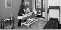 Bonne Sante Physiotherapy Treatment rooms are fully equipped
