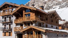 Self catering options including 5 star Skadi from Village Montana